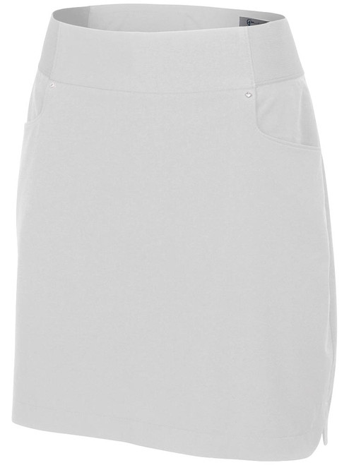 Greg Norman Pull-On Skort - White