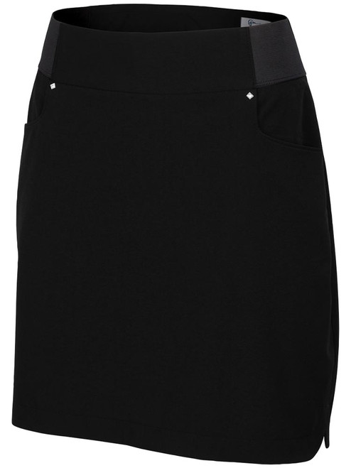 Greg Norman Pull-On Skort - Black