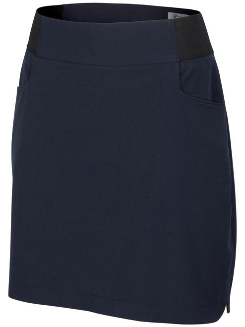 Greg Norman Pull-On Skort - Navy