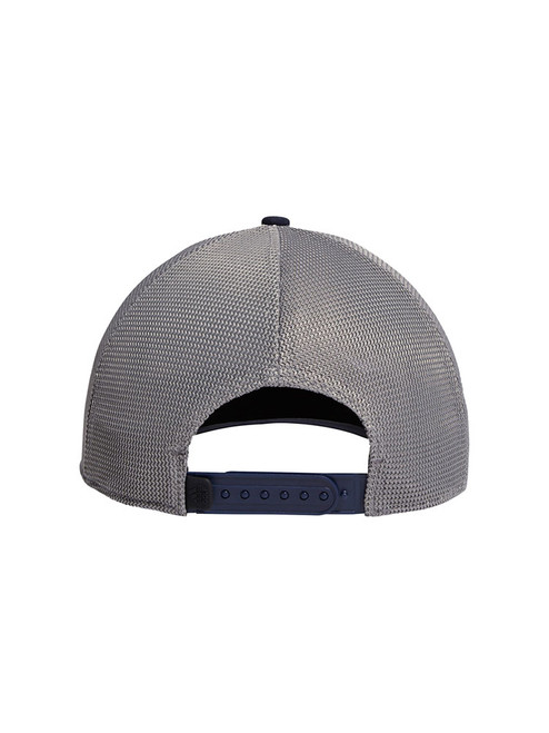 Adidas Blocked Trucker Hat - Collegiate Navy