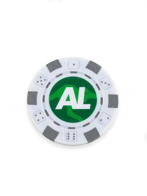 #TEAMAL Poker Chip