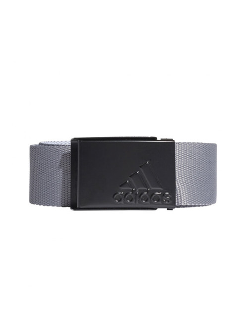 Adidas Reversible Web Belt - Grey Three