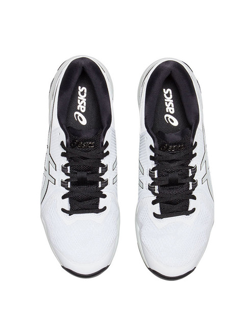 Asics Gel Course Glide Golf Shoes - White/Polarshade