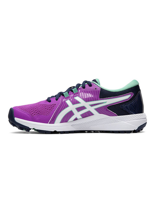 Asics Women's Gel Course Glide Golf Shoes - Orchid/White