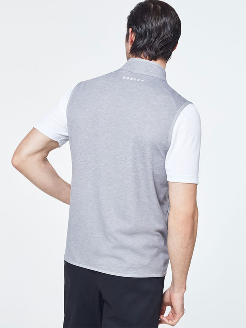 Oakley Range Vest 2.0 - Fog Grey Heather