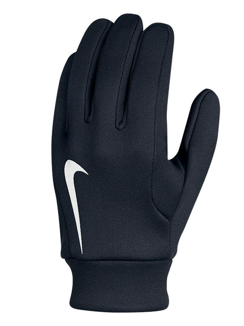 Nike HyperWarm Field Player Gloves - Black