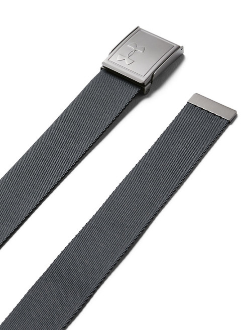Under Armour Webbing 2.0 Belt - Black/Grey