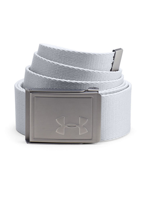 Under Armour Webbing 2.0 Belt - White/Grey