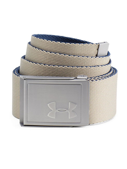 Under Armour Webbing 2.0 Belt - Academy/Khaki