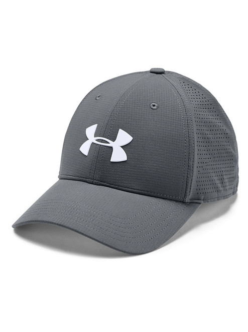 Under Armour Driver 3.0 Cap - Pitch Grey