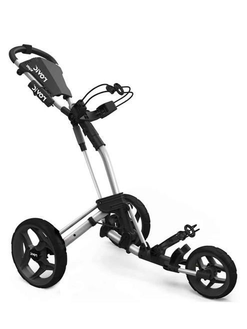 Clicgear Rovic RV2L Buggy - Silver/Black