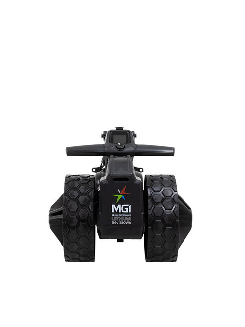 MGI Zip Navigator Motorised Buggy - Black