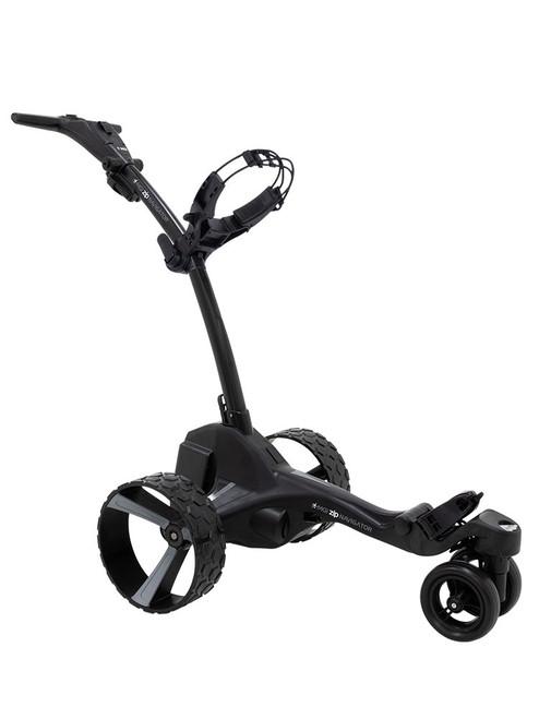 MGI Zip Navigator Motorised Golf Buggy - Black