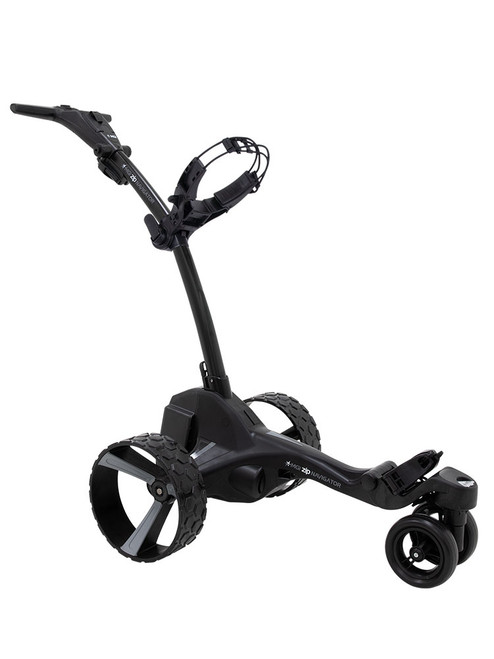 MGI Zip Navigator Motorised Buggy - Black