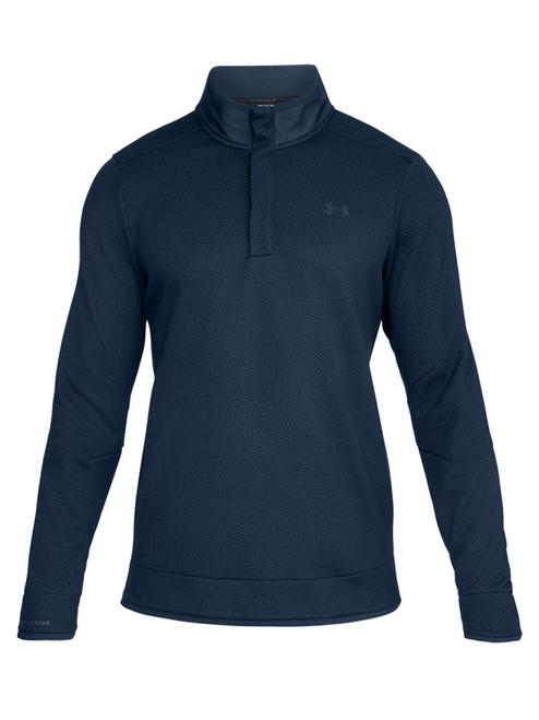 Under Armour Storm SweaterFleece Snap Mock - Academy