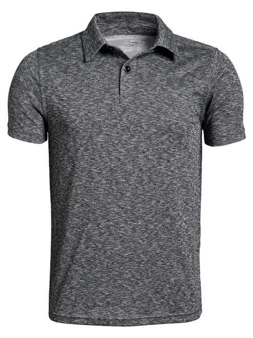 Under Armour Boys Vanish Polo - Black