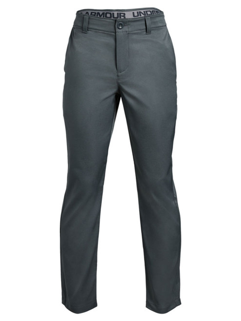 Under Armour Boys Match Play 2.0 Golf Pants - Pitch Grey