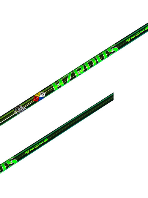 Project X HZRDUS Smoke PVD Green Small Batch Shaft