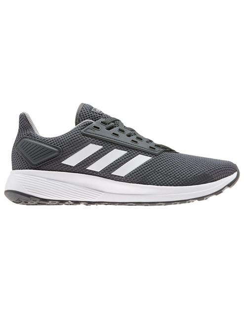 Adidas Duramo 9 Shoes - Grey Six/Cloud White/Dove Grey