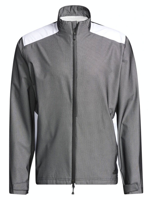 Adidas Golf RAIN.RDY Jacket - Black