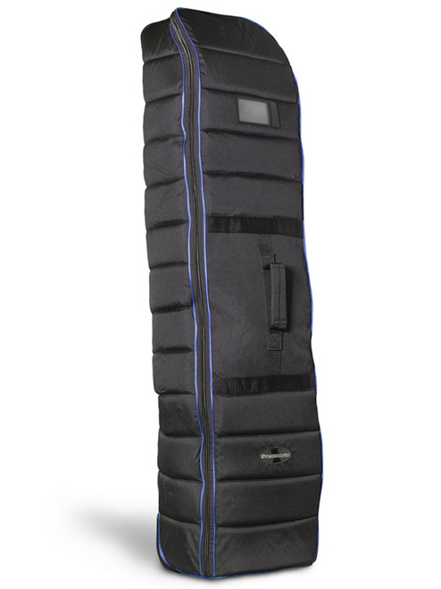 Stonehaven Cart Bag Wheeled Travel Cover - Black/Blue