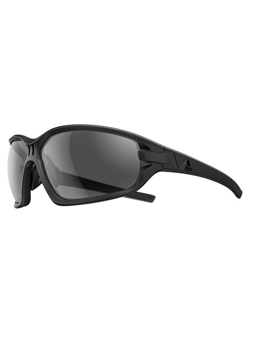 Adidas Evil Eye Small Sunglasses - Black w/ Grey