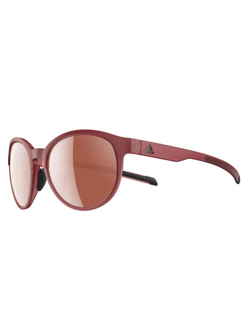 Adidas Beyonder Sunglasses - Maroon w/ LST Active Silver