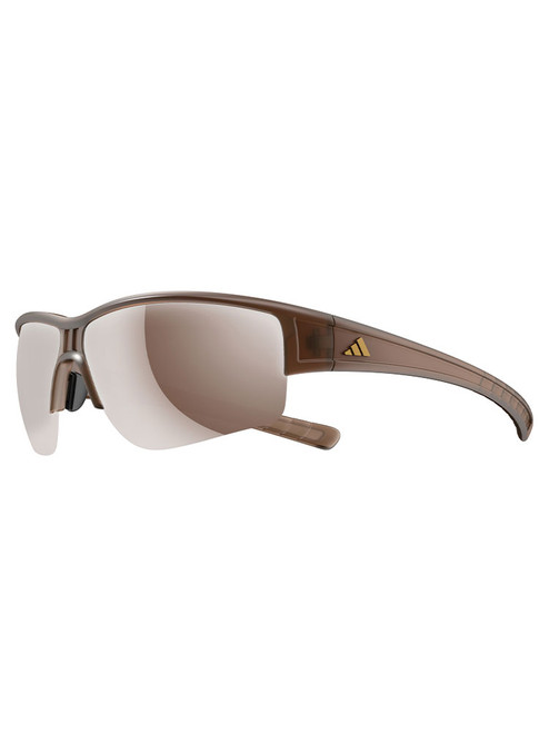 Adidas Evil Cross Sunglasses - Brown w/ LST Contrast