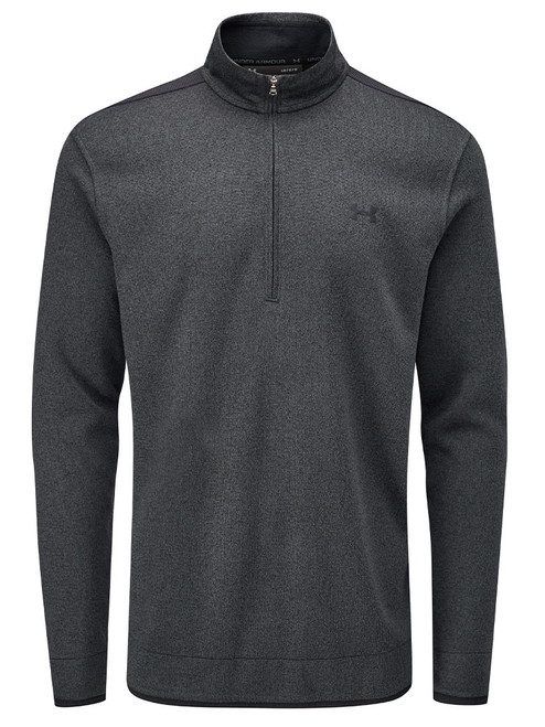 Under Armour Storm SweaterFleece Half Zip - Black