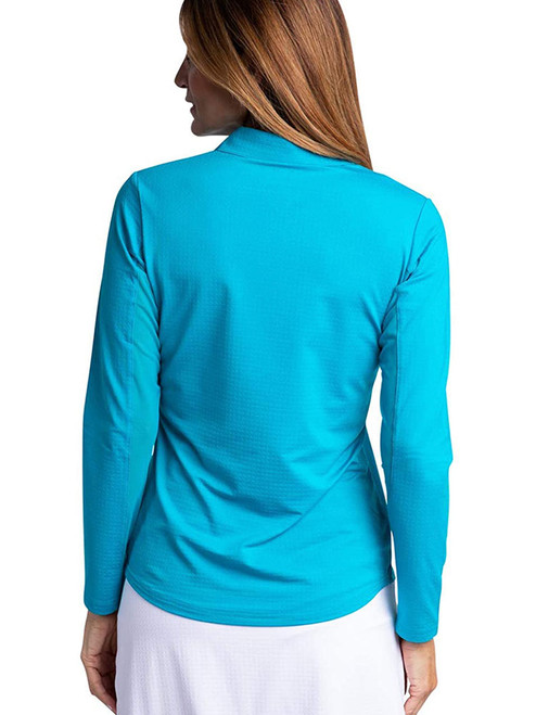 Bette & Court Ladies Cool Elements Swing Polo - Teal