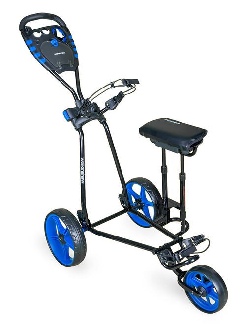 Walkinshaw Racer 4.0 Buggy - Black/Blue