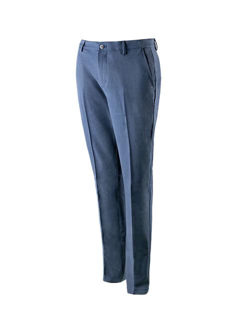 Greg Norman 2-Tone Mini Check Pant - Midnight