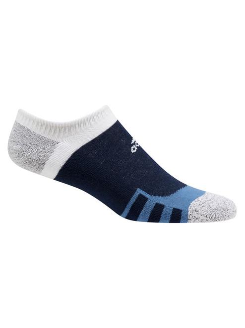 Adidas Climacool Tour360 No-Show Socks - Colligate Navy