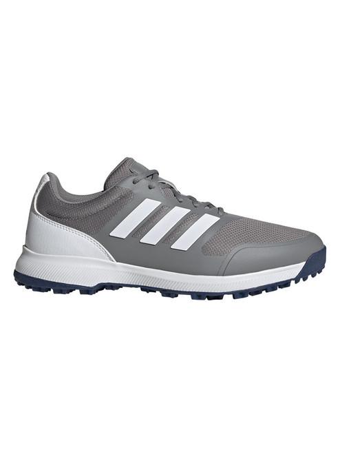 Adidas Tech Response SL Golf Shoes - Grey Three/FTWR White/Tech Indigo