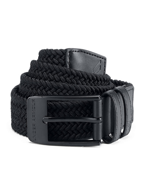 Under Armour Braided Belt 2.0 - Black