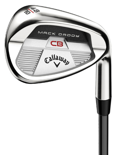Callaway Mack Daddy CB Wedge - Graphite Shaft