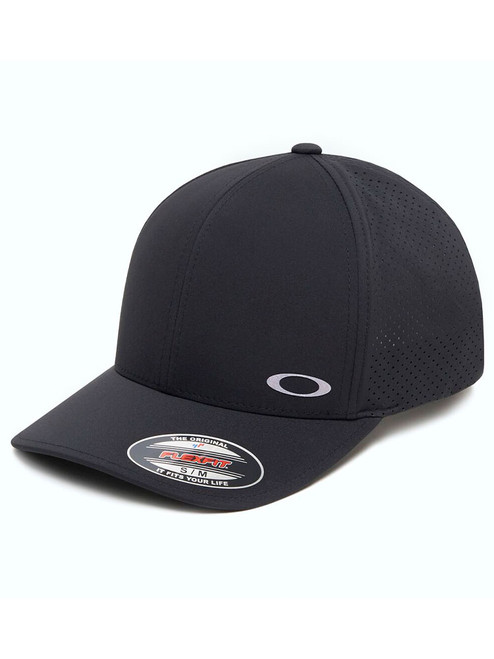 Oakley Aero Perf Trucker Cap - Blackout