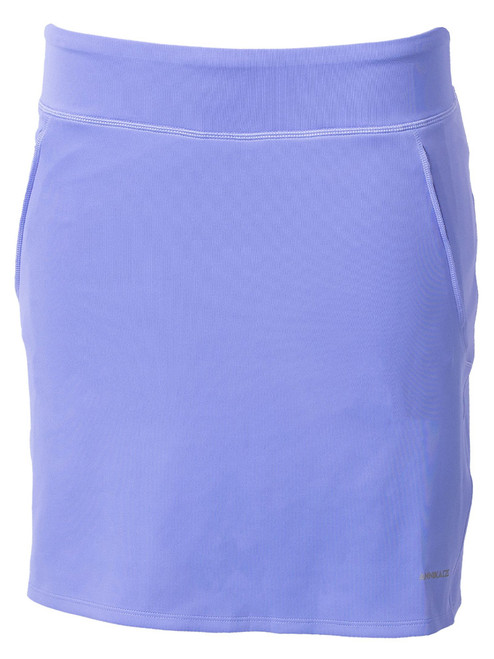 Annika Interval Pull On Skort - Sport Violet