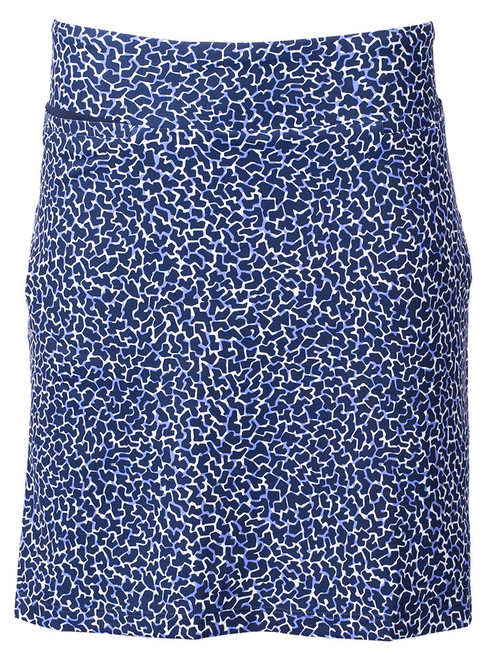 Annika Create Print Skort - Atlantic