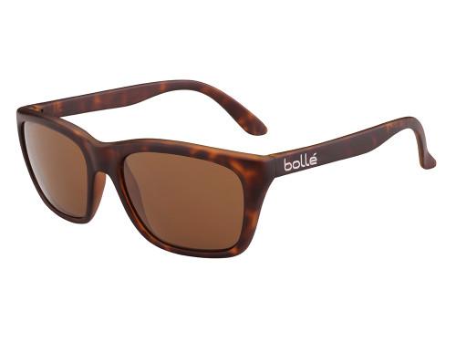 Bolle 527 Sunglasses - Matte Tortoise w/ TLB Dark