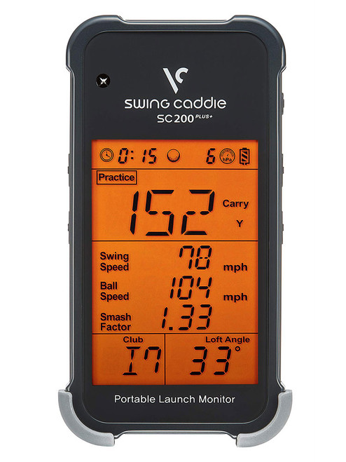 Voice Caddie SC200 Plus Launch Monitor