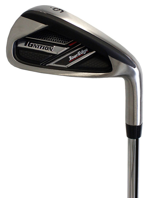 Tour Edge Ignition Irons - Steel Shaft 4-PW,SW