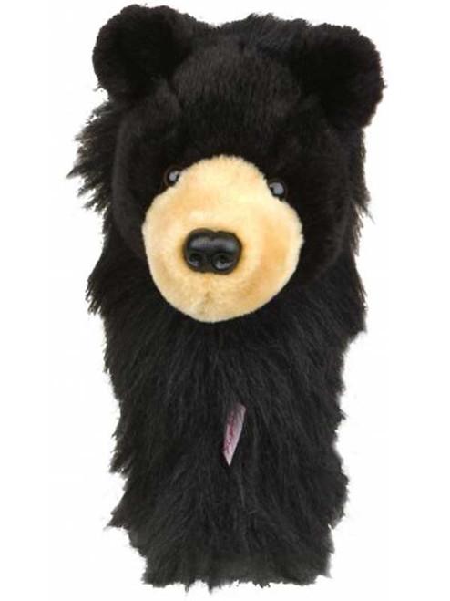 Daphne Black Bear Headcover