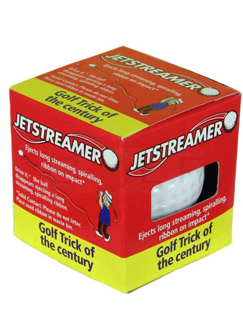 Trick Golfball Jetstreamer