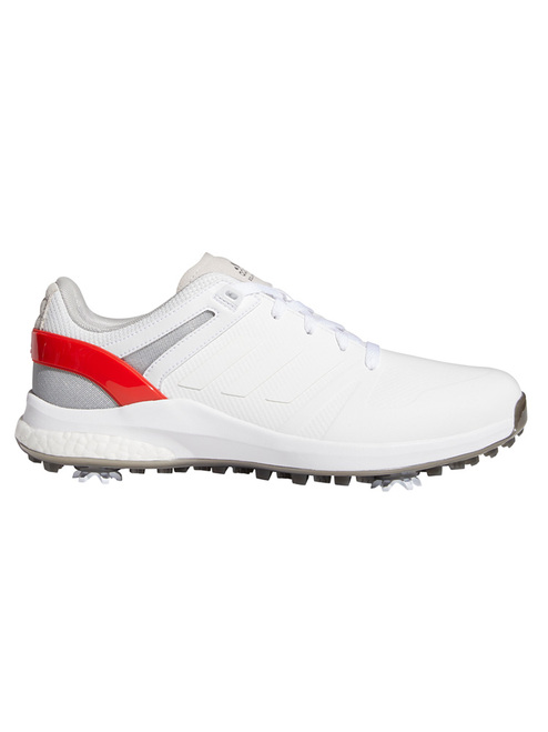 adidas EQT Spiked Golf Shoes - FTWR White/Vivid Red