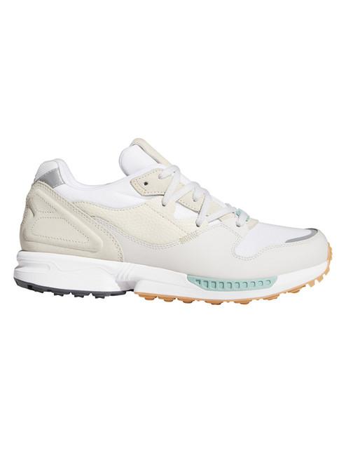 adidas Adicross ZX Golf Shoes - FTWR White/Grey Four/Alumina