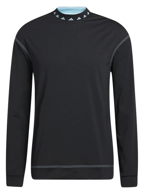 adidas Equipment Wind Crew Shirt - Black