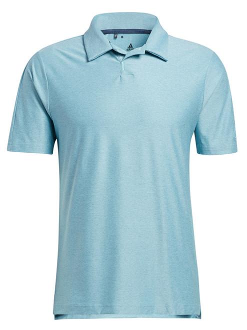adidas Go-To Polo Shirt - Hazy Sky