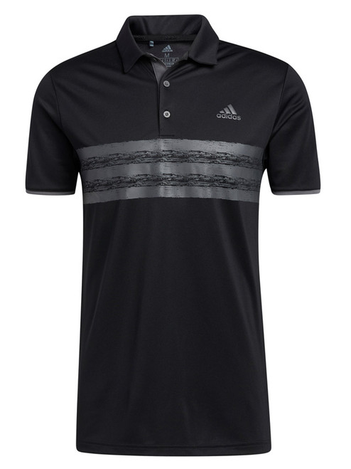 adidas Core Polo Shirt - Black/Grey Five