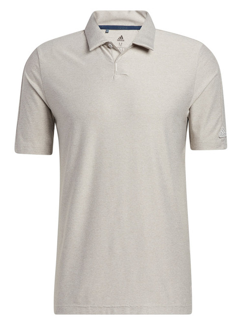 adidas Go-To Polo Shirt - Clear Brown
